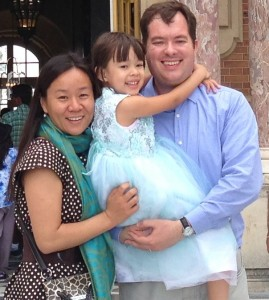 Ms. Zhang, the Mandarin Teacher and her Family