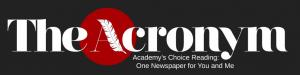 Acronym Grey Background Logo