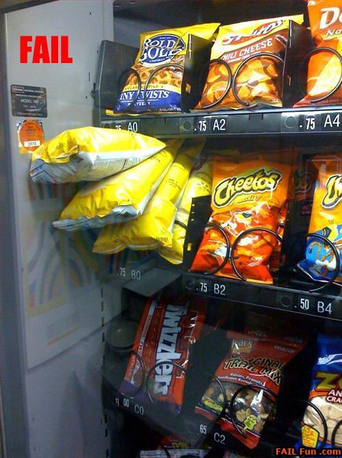 Teaching Collaborative Journalism ~ Behold the vending machines acronym imsa s