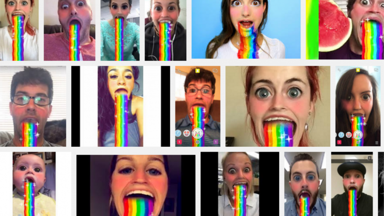Image result for snapchat filters
