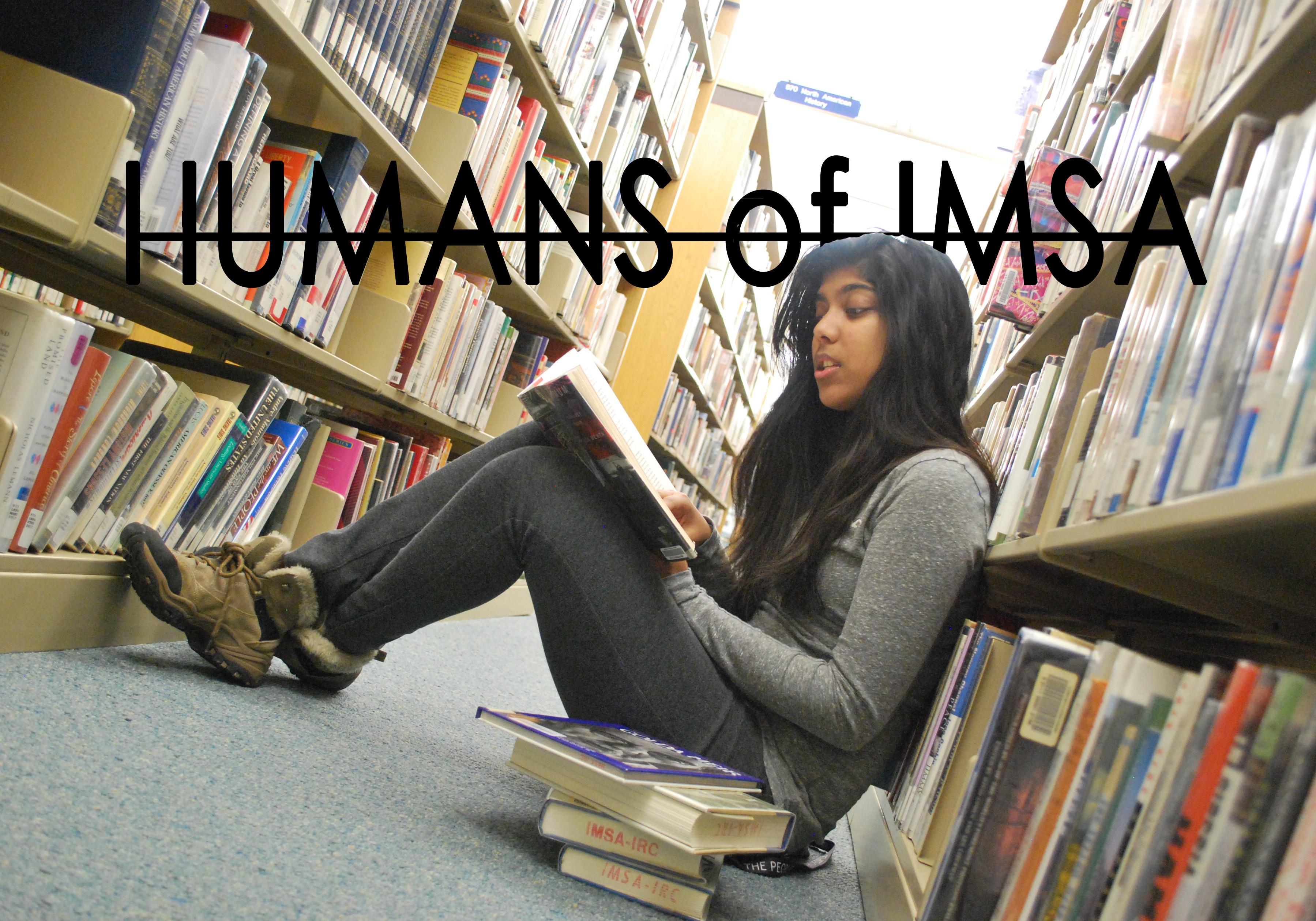 Humans of IMSA - Sai Talluru
