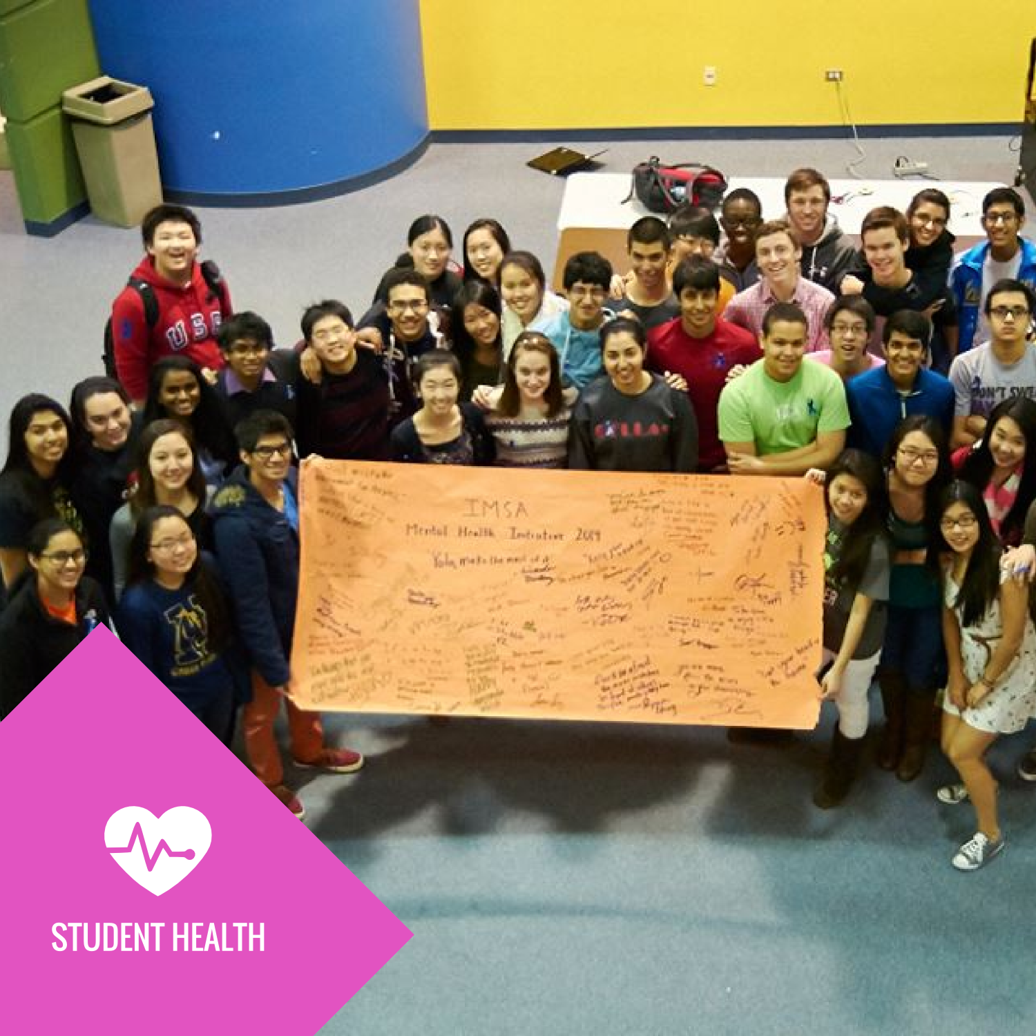 health projects for students Each student must undertake a final demonstration of competence depending upon the student's specialization and preferences, this may be accomplished through a variety of project options or a master's thesis.